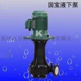 直销耐酸碱磁力泵MPX-F-440CAV5国宝