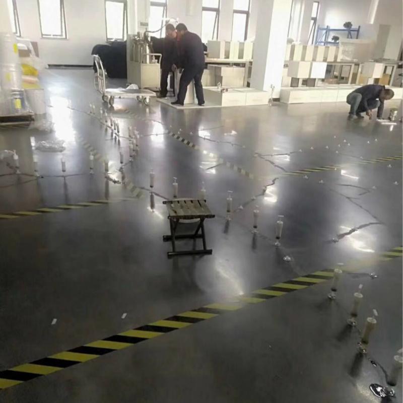 低粘度环氧无收缩灌浆树脂 厂房地面空鼓灌浆树脂