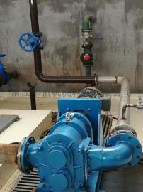 大流量凸轮转子泵