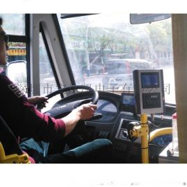 U盘车载收费机 GPRS/无线通讯车载收费机