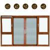 推拉门与平开窗一体化系统兴发铝业帕克斯顿门窗