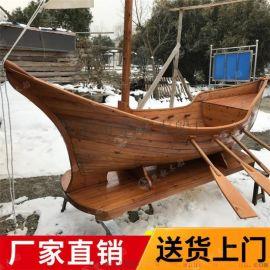 安顺防腐木海盗船15米海盗船选择很重要