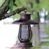 太陽能戶外滅蚊燈 蘇州尚科SK-SX-10A滅蚊燈