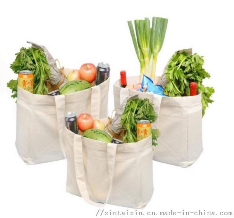 新款大容量廣告禮品購物手提包裝袋