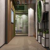 恒西贸易有限公司办公室装修设计案例