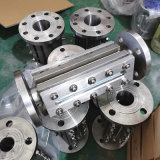 不鏽鋼碳鋼化工管道配件304 316L長條法蘭視鏡