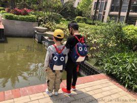 恐龙儿童背包卡通防走失儿童双肩包