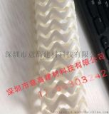 渗水尼龙管、可弯曲非线性渗水尼龙管