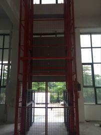 室外自动升降机 货物起重机提升机仓库厂房鸿力