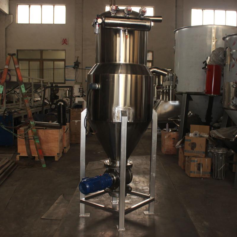 真空塑料粉末上料机 负压式气动真空上料机