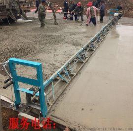 6米汽油柴油震动梁 厂家直销混凝土框架式整平机