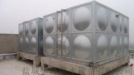 扬州不锈钢水箱 消防箱泵一体化