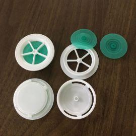 口罩呼吸阀垫片 圆形呼吸阀硅胶片