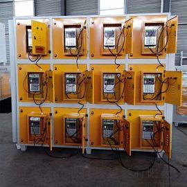 塑料吹膜废气处理环保设备等离子废气净化器