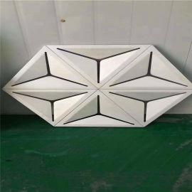 线条镂空铝单板 弧形镂空铝单板 图案镂空铝单板