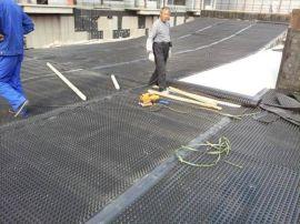 厂家专业生产排水板 hdpe排水板质量保证