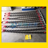 雙腿鏈條成套索具,4倍安全係數,特殊類型定製