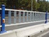 广东惠州交通标志护栏马路隔离栏价格实惠锌钢厂区护栏