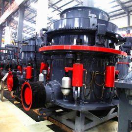 多缸液压圆锥式破碎机 砂石料生产线设备