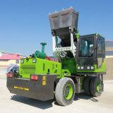 多功能混凝土搅拌运输车 直销自上料3方水泥搅拌车