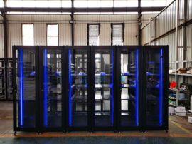 河北沧州机房微模块一体化机柜