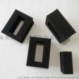 包装海绵内托 方格海绵切条 海绵EVA泡绵异形