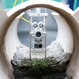 管道检测仪,QV快速检测仪,自动俯仰除雾
