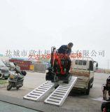 供應挖掘機鋁梯、微挖鋁合金爬梯、上下車鋁爬梯