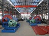 江西大型臥式制砂棒磨機廠家 格子型球磨機設備