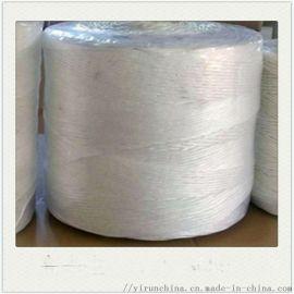 供应80型捆草绳设备 PP牧草捆扎绳生产线