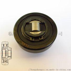 可调节滚轮轴承NL070电动叉车轴承门架轴承