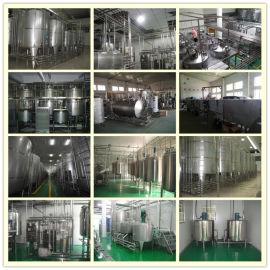 【新型】啤**生产线(玻璃瓶啤**灌装机易拉罐啤**发酵设备)-科信提供2000-36000瓶啤**交钥匙工程