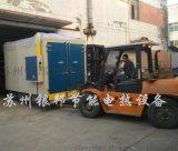 大型电机维修专用电动台车烘箱 承重型电动推车烘箱