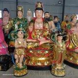 觀音廟神像 聖觀音神像2.2米 手工雕塑