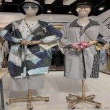 木子衣芭上海一線設計師品牌高端女裝實體店剪標尾貨