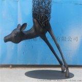 铁艺雕塑-景观雕塑-口碑大厂
