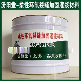 柔性环氧裂缝加固灌浆材料、现货销售、供应销售