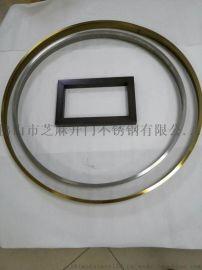 厂家供应玄关装饰画金属艺术圆形客厅餐厅背景墙框