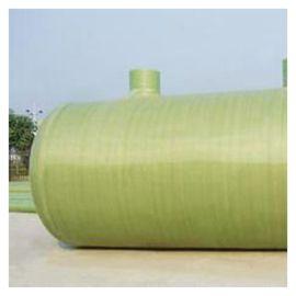 5玻璃钢化粪池 霈凯环保 污水处理化粪池