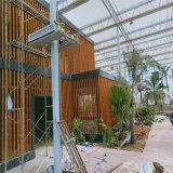 辦公室背景牆仿木紋竹管 會議室型材竹紋金屬圓管
