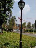 蓬安欧式复古路灯 小区花园景观草坪灯