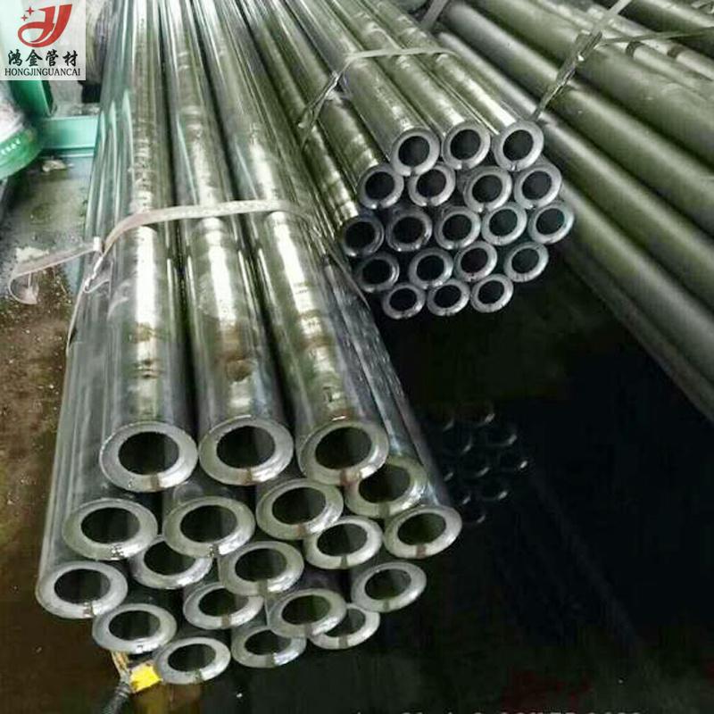 16Mn精密钢管60*3.5 精密光亮无缝钢管