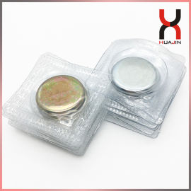 強磁壓膜PVC磁鈕,隱形磁鈕扣,磁性鈕扣,環保磁扣