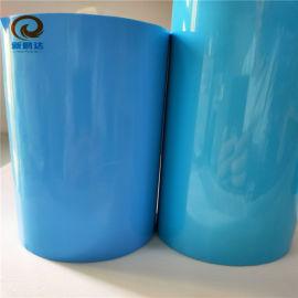 导热双面胶 蓝膜玻纤导热胶 LED绝缘散热胶带