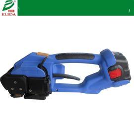云浮电动打包机常用设备之一的塑钢带捆扎机