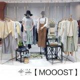原创设计师女装品牌MOOOST折扣春装正品尾货