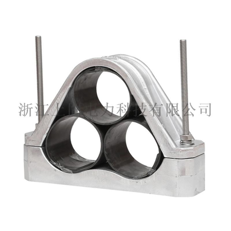 JGP-5高壓電纜固定夾電纜抱箍