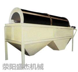 有机肥滚筒筛分机的主要特点和用途