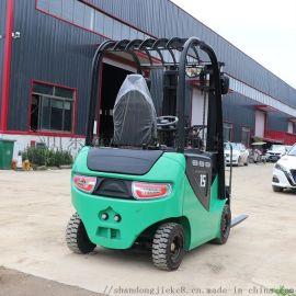 电动叉车 捷克1.5吨液压搬运车 小型电动装卸叉车