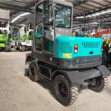 轮式挖掘机 轮式挖掘机厂家 轮式挖掘机定制